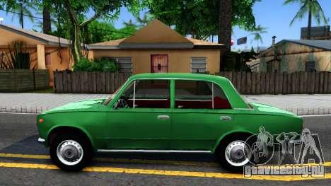 ВАЗ-21011 для GTA San Andreas вид слева