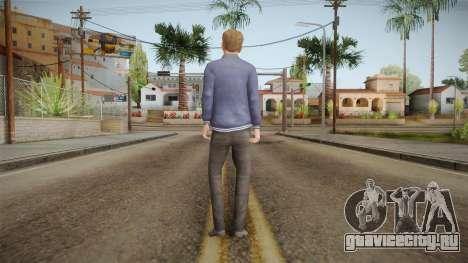 Life Is Strange - Nathan Prescott v1.4 для GTA San Andreas третий скриншот