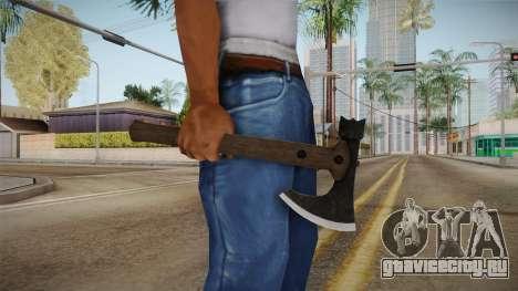 GTA 5 Battleaxe для GTA San Andreas