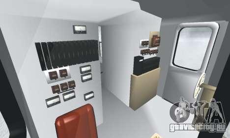 Вагон типа ЕмаЭГ 81-502 0002 для GTA San Andreas вид снизу