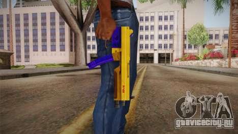 Joker Gun для GTA San Andreas третий скриншот