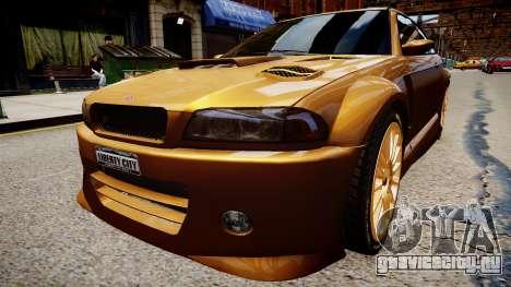 Sentinel GTR для GTA 4