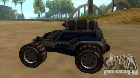 New RC Bandit для GTA San Andreas вид слева
