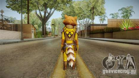 Marvel Future Fight - Rocket Raccon (ANAD) для GTA San Andreas третий скриншот