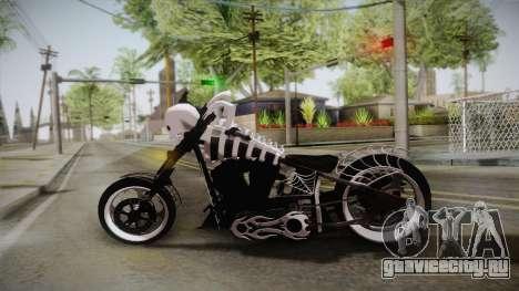 GTA 5 LCC Sanctus для GTA San Andreas вид справа