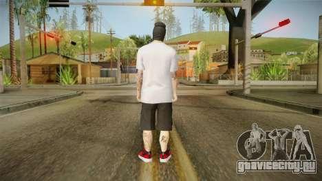Бандит в маске для GTA San Andreas третий скриншот