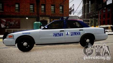 Virginia State Police для GTA 4