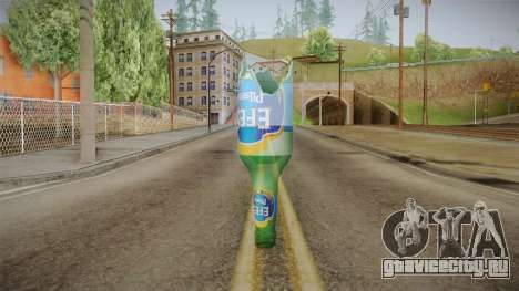 EFES Broken Bottle для GTA San Andreas второй скриншот