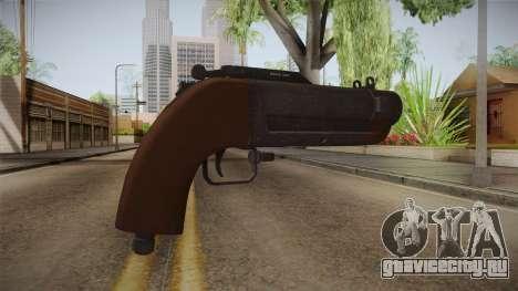 Bikers DLC Compact Grenade Launcher для GTA San Andreas второй скриншот