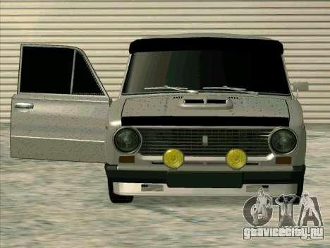 ВАЗ 21013 для GTA San Andreas вид сзади слева