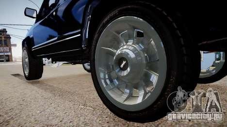 Jeep Cherokee 1992 для GTA 4