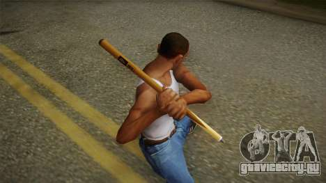 GTA 5 Bikers Poolcue для GTA San Andreas третий скриншот