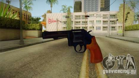 Life Is Strange - Chloe Gun для GTA San Andreas второй скриншот