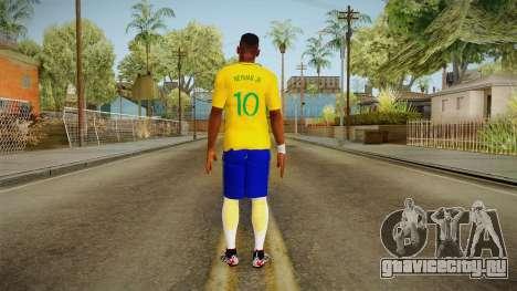 PES2016 - Neymar для GTA San Andreas третий скриншот