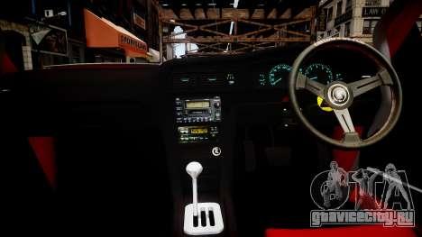 Toyota Chaser Tourer V для GTA 4 вид изнутри