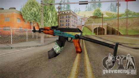 AK47 SU Wingshould для GTA San Andreas второй скриншот