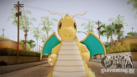 Pokémon XY - Dragonite для GTA San Andreas