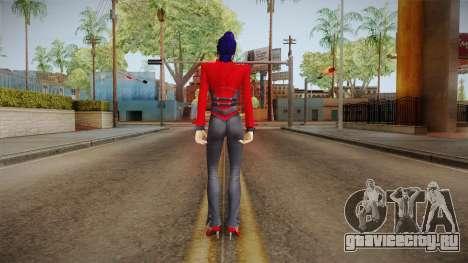 New Crogrl3 для GTA San Andreas