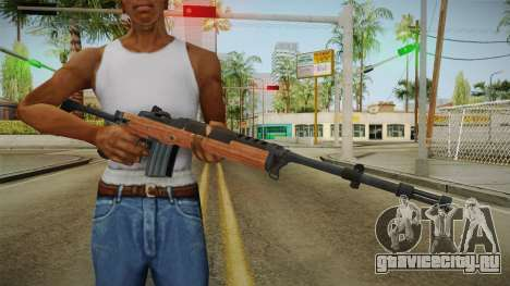 Ruger Mini-14 для GTA San Andreas