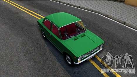ВАЗ-21011 для GTA San Andreas вид справа
