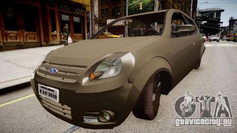 Ford Kalina для GTA 4