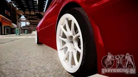 Toyota Chaser Tourer V для GTA 4 вид сзади