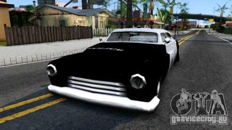 Hermes Classic Police Los-Santos для GTA San Andreas