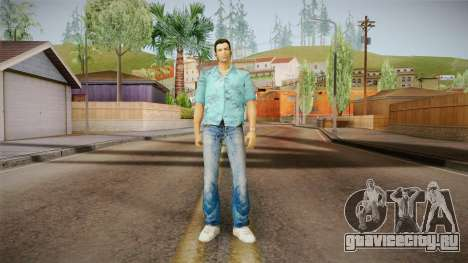 GTA Vice City Tommy Vercetti для GTA San Andreas второй скриншот