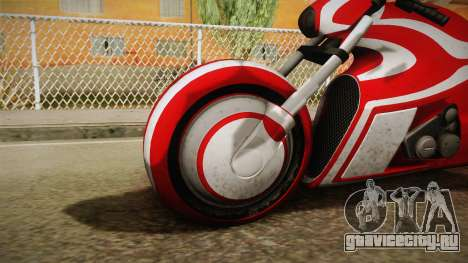 GTA 5 Nagasaki Shotaro (DLC Bikers) v1 для GTA San Andreas