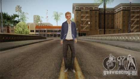Life Is Strange - Nathan Prescott v1.2 для GTA San Andreas второй скриншот