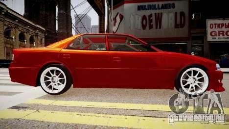 Toyota Chaser Tourer V для GTA 4
