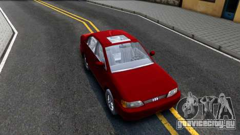 Zimos From Saints Row 2 для GTA San Andreas