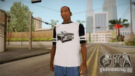 Футболка Los Santos Customs для GTA San Andreas второй скриншот