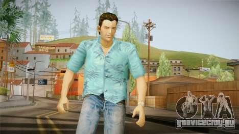 GTA Vice City Tommy Vercetti для GTA San Andreas