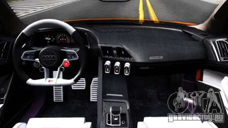 Audi R8 2017 для GTA San Andreas