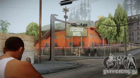 GTA 5 Camera Gun для GTA San Andreas третий скриншот