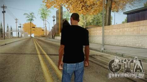Футболка с черепом для GTA San Andreas второй скриншот