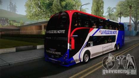 Metalsur Starbus II для GTA San Andreas