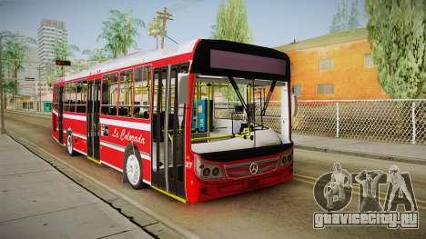 La Favorita GR II для GTA San Andreas вид справа