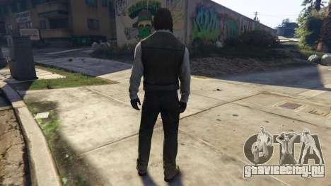 John Marston bandito Ped Model 6.0 для GTA 5 третий скриншот