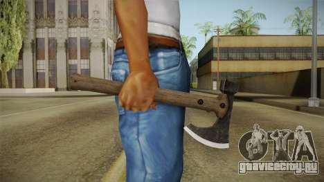 GTA 5 DLC Bikers Weapon 1 для GTA San Andreas