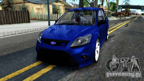 Ford Focus 2 Sedan RS Beta для GTA San Andreas