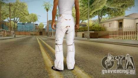 Маскировочные штаны для GTA San Andreas второй скриншот
