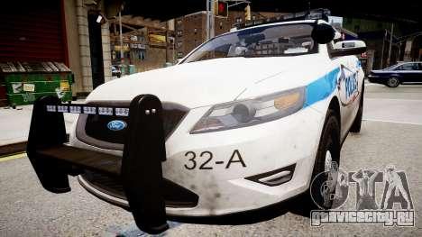Tampa Airport Police для GTA 4