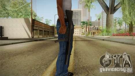 MP5 SD2 для GTA San Andreas третий скриншот