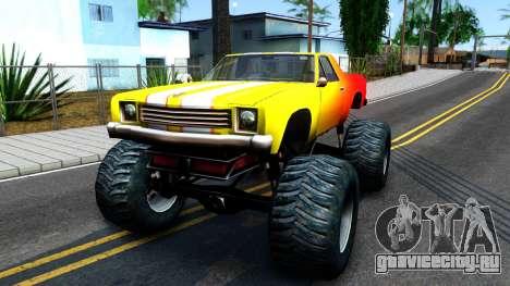 Marshall для GTA San Andreas