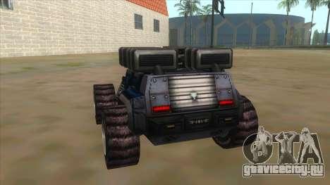 New RC Bandit для GTA San Andreas вид сзади слева