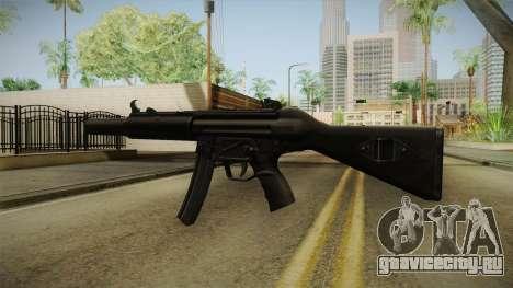 MP5 SD2 для GTA San Andreas второй скриншот