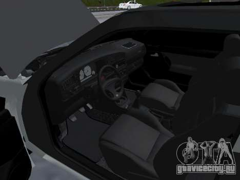 Volkswagen Golf 3 Armenian для GTA San Andreas вид сверху