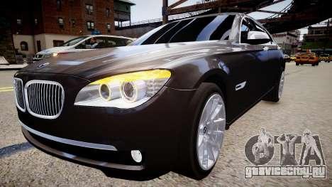BMW 750 LI v.1.2 для GTA 4